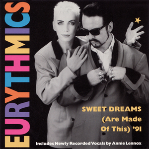 'Sweet Dreams (Are Made Of These) by Eurythmics'